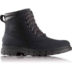 Sorel M's Portzman Lace Boots Black/Black